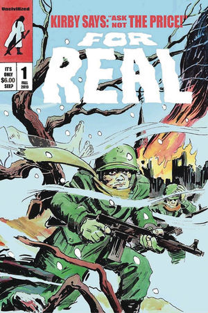 FOR REAL (2019) #1