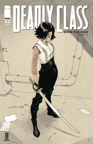 DEADLY CLASS (2013) #43B