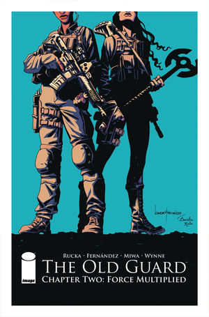 OLD GUARD FORCE MULTIPLIED (2019) #1