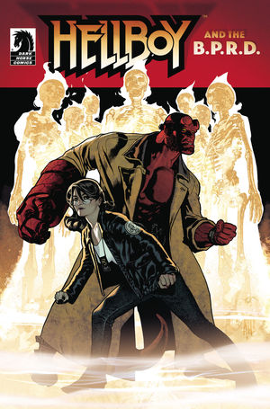 HELLBOY AND THE BPRD THE SEVEN WIVES CLUB (2020) #1