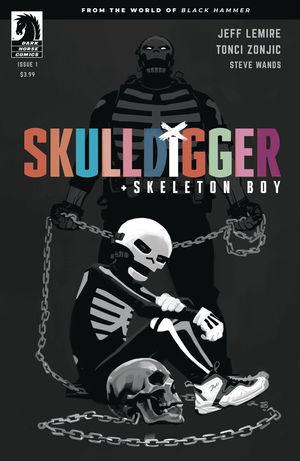 SKULLDIGGER AND SKELETON BOY (2019) #1