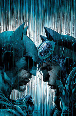 BAT AND THE CAT 80 YEARS OF ROMANCE HC #1