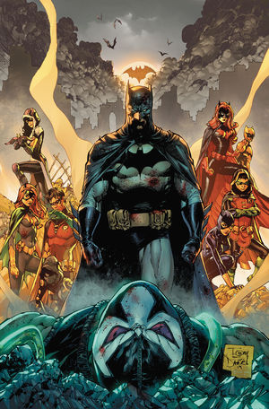 BATMAN (2016 3RD SERIES) #85