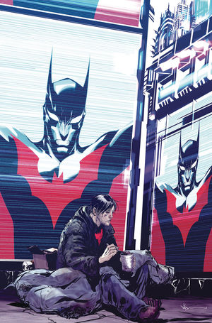 BATMAN BEYOND (2016) #39