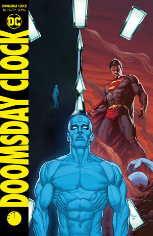 DOOMSDAY CLOCK (2017) #12B