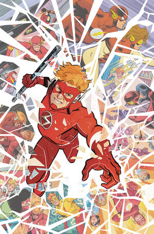 FLASH FORWARD (2019) #4