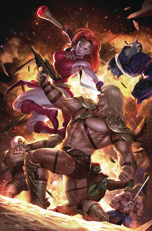 HE MAN AND THE MASTERS OF THE MULTIVERSE (2019) #2