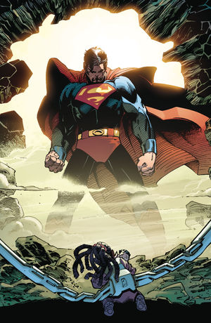 SUPERMAN UP IN THE SKY (2019) #6