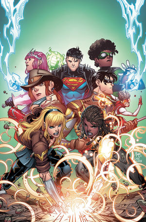 YOUNG JUSTICE (2019) #11
