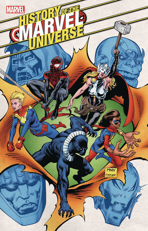 HISTORY OF MARVEL UNIVERSE (2019) #6