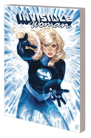 INVISIBLE WOMAN TPB (2019) #1