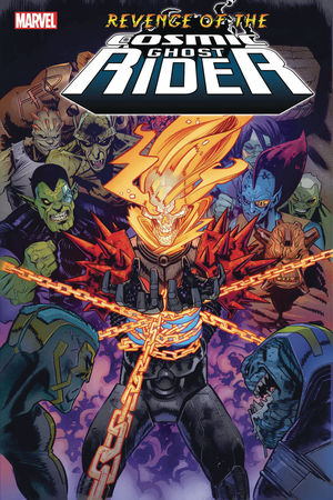 REVENGE OF COSMIC GHOST RIDER (2019) #1