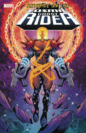 REVENGE OF COSMIC GHOST RIDER (2019) #1D