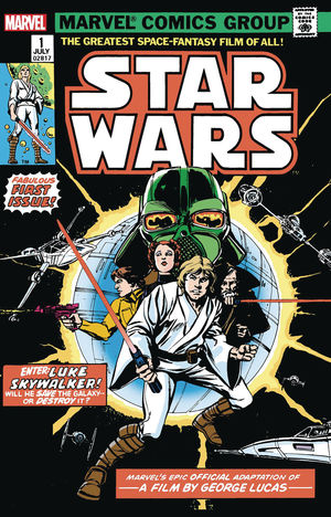 STAR WARS FACSIMILE EDITION  #1