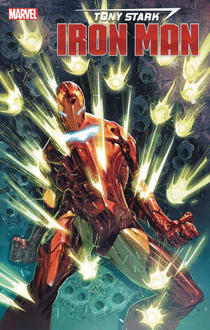 TONY STARK IRON MAN (2018) #19