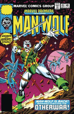 TRUE BELIEVERS ANNIHILATION MAN-WOLF IN SPACE 1 #1