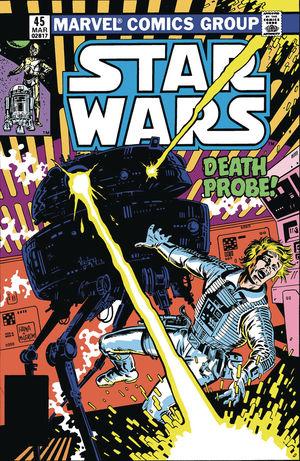 TRUE BELIEVERS STAR WARS DEATH PROBE 1 #1