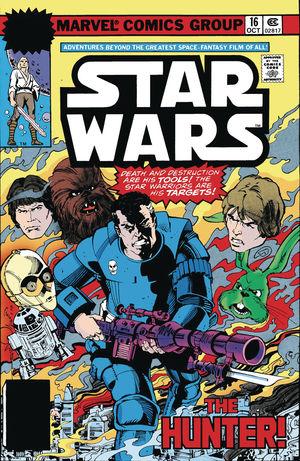 TRUE BELIEVERS STAR WARS HUNTER 1 #1