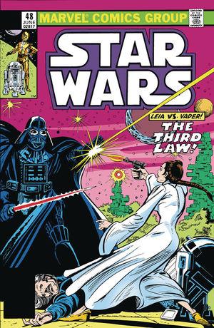 TRUE BELIEVERS STAR WARS VADER VS LEIA 1 #1