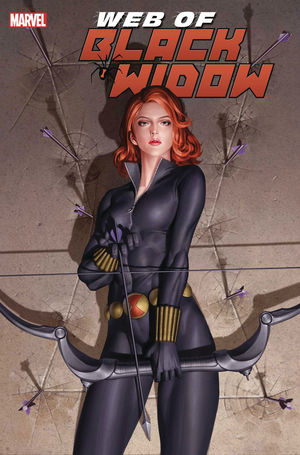 WEB OF BLACK WIDOW (2019) #4