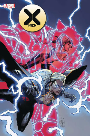 X-MEN (2019) #4