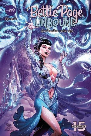 BETTIE PAGE UNBOUND (2019) #9
