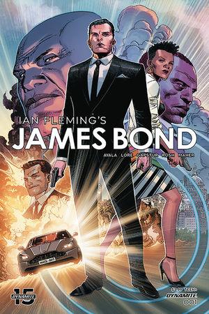 JAMES BOND (2019) #1