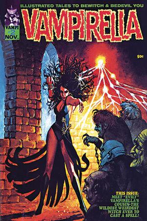 VAMPIRELLA 1969 REPLICA ED (2019) #2