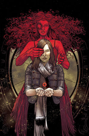 RED MOTHER (2019) #1