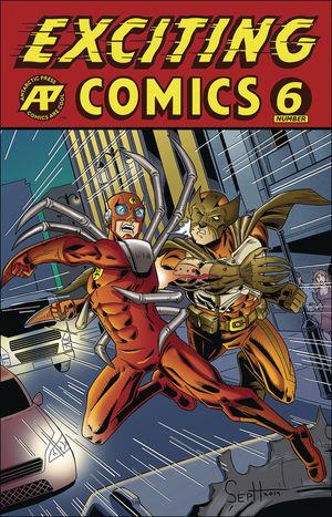 EXCITING COMICS (2019) #6