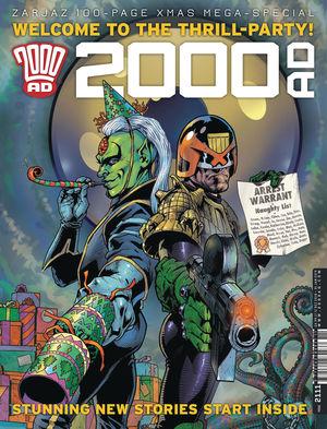 2000 AD #2162