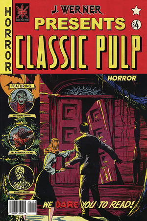 CLASSIC PULP HORROR ONE SHOT (2019) #0