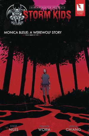 STORM KIDS MONICA BLEUE WEREWOLF STORY (2019) #1