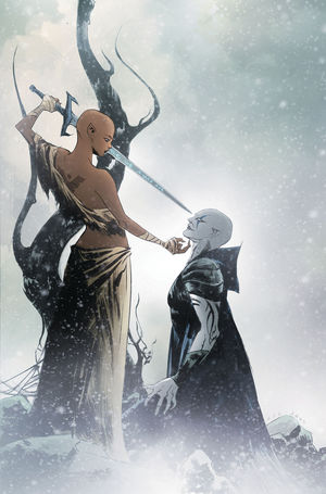 NIOBE SHE IS DEATH (2019) #2B