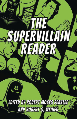 SUPERVILLAIN READER SC
