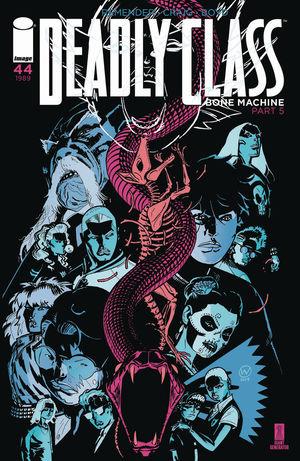 DEADLY CLASS CVR A CRAIG 44