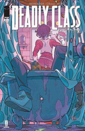 DEADLY CLASS CVR B GALLOWAY 44