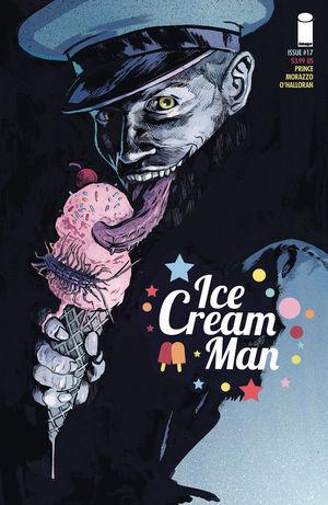 ICE CREAM MAN CVR B WALSH 17