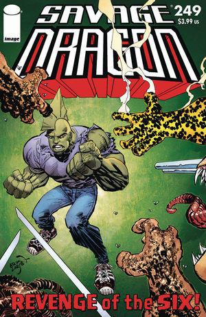 SAVAGE DRAGON (1993 2ND SERIES) #249