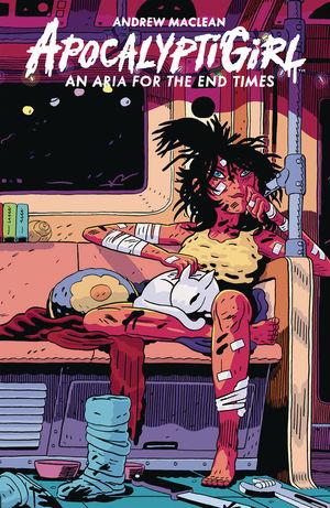 APOCALYPTIGIRL AN ARIA FOR THE END TIMES HC (2020) #1