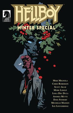 HELLBOY WINTER SPECIAL (2019) #1