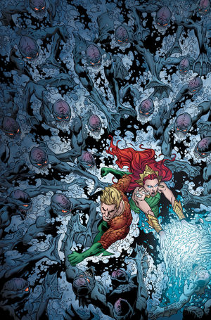 AQUAMAN (2016 6TH SERIES) #56