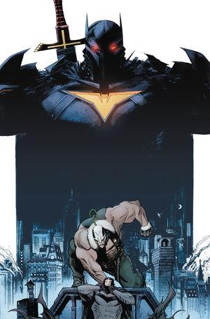 BATMAN CURSE OF THE WHITE KNIGHT (2019) #6
