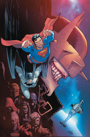 BATMAN SUPERMAN (2019) #6