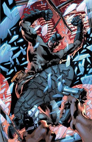 BATMANS GRAVE (2019) #4