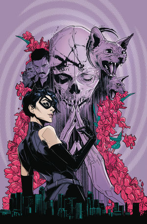 CATWOMAN (2018) #19