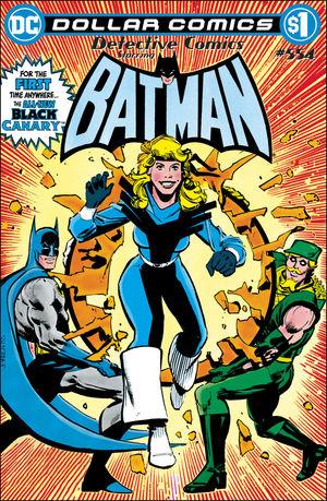 DOLLAR COMICS DETECTIVE COMICS 554 (2020) #1