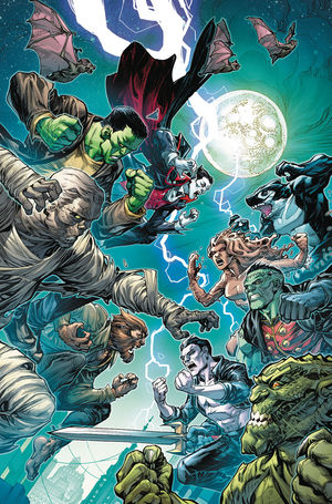 GOTHAM CITY MONSTERS (2019) #5