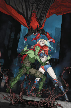 HARLEY QUINN AND POISON IVY (2019) #5