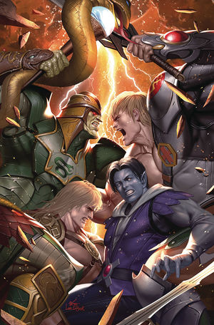 HE MAN AND THE MASTERS OF THE MULTIVERSE (2019) #3